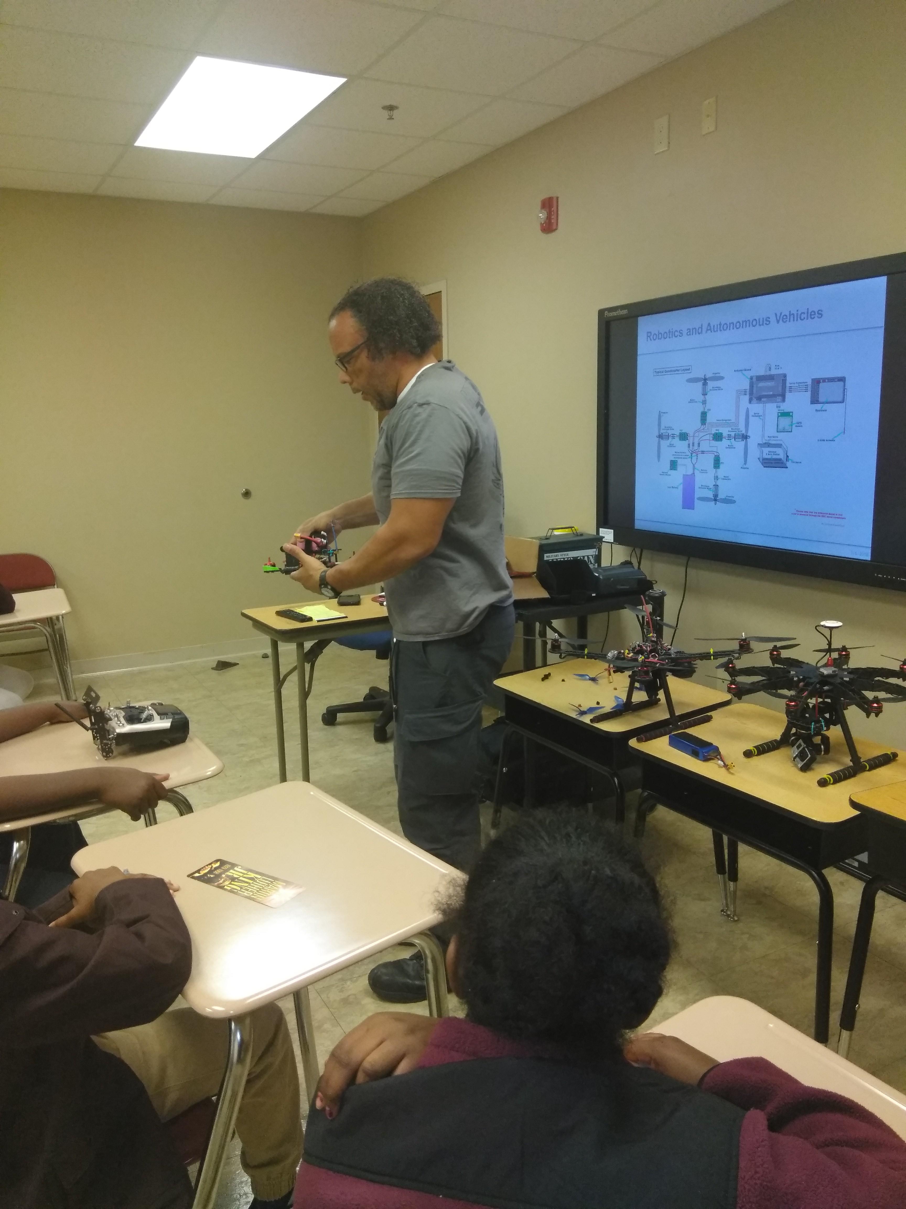 Drone & Robotics Technology