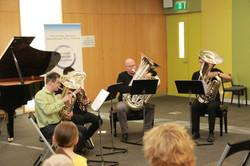 NZIBF Tuba/Euph Quartet
