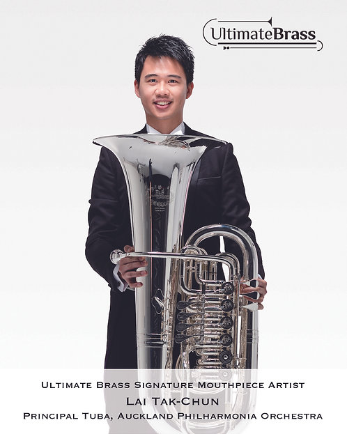 Ultimate Brass Tuba Mouthpiece (Tak Chun Lai)