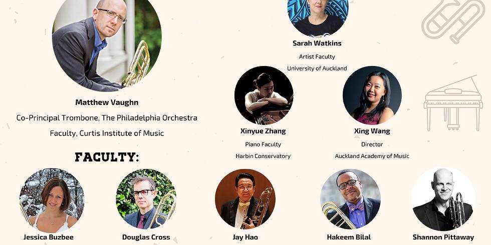 New Zealand International Brass Festival - Lower Brass Seminar 2020