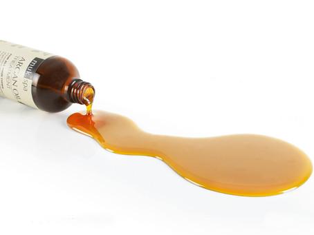 Argan Oil. Liquid Gold For Hair.