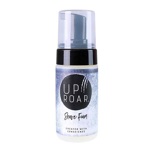 UPROAR Natural Shave Foam