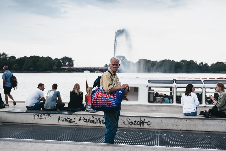 Streetfotografie Hamburg mit der Nikon Z6