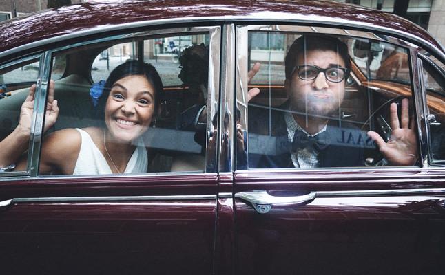 Nathalie & Julian - Hochzeit im Standesamt Köln