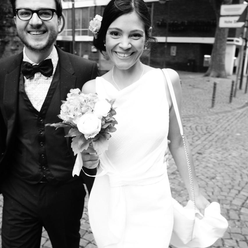 Hochzeitsreportage in Köln