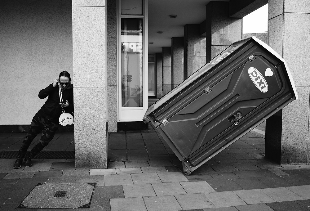 World Street Photography Book - Christopher Reuter - Streetfotografie Deutschland - Streetphotography germany,