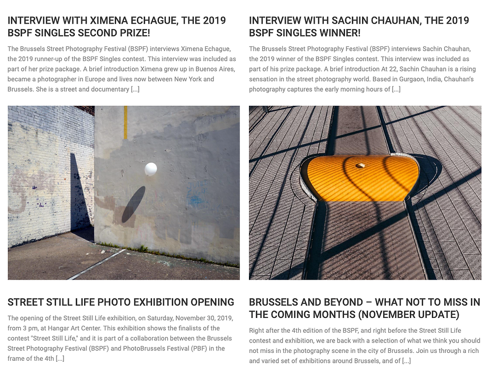 Street Still life Contest - Brüssel Streetphotography - Cover - Christopher Reuter - Fotograf Köln