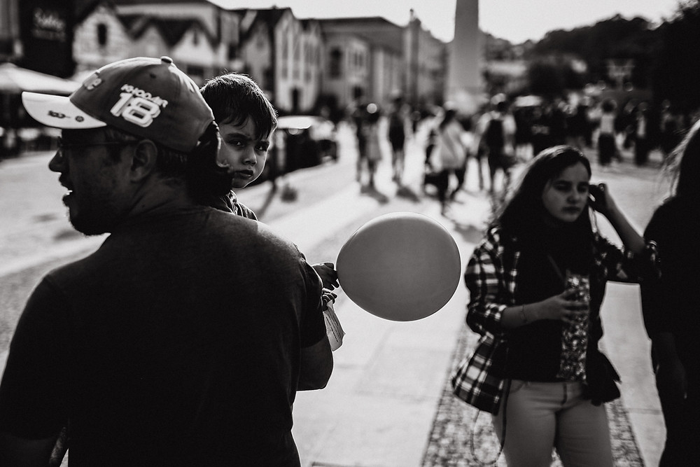 Streetfotografie in Porto