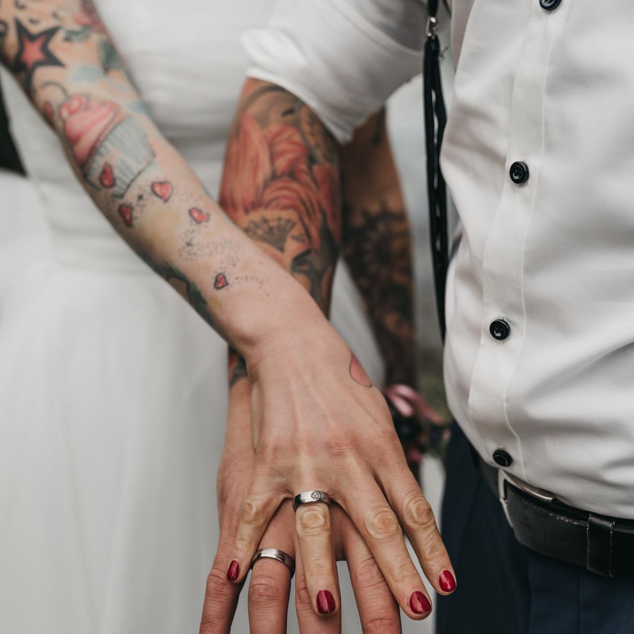 Brautpaarshooting mit Lara & Andreas im Sauerland.   Hochzeitsfotograf Christopher Reuter aus Köln