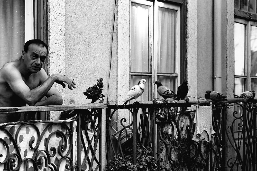 Streetphotography Lissabon - Christopher Reuter