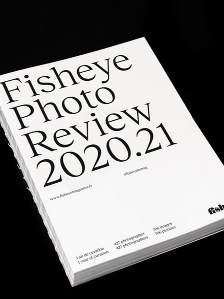 Fisheye Magazine - Photo Review 2020 - Ich bin mit dabei!
