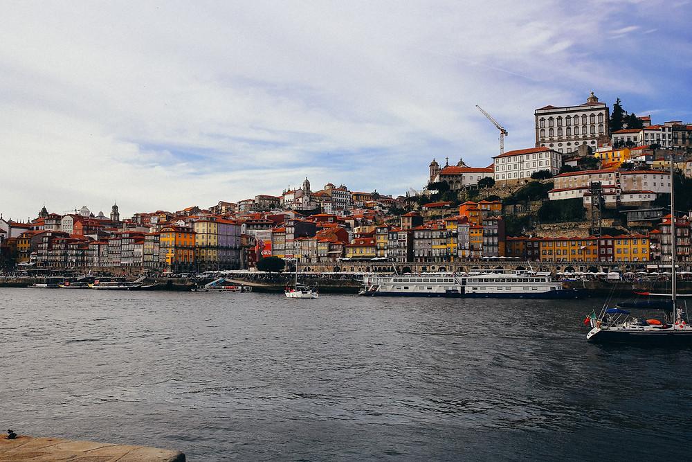 Altstadt in Porto