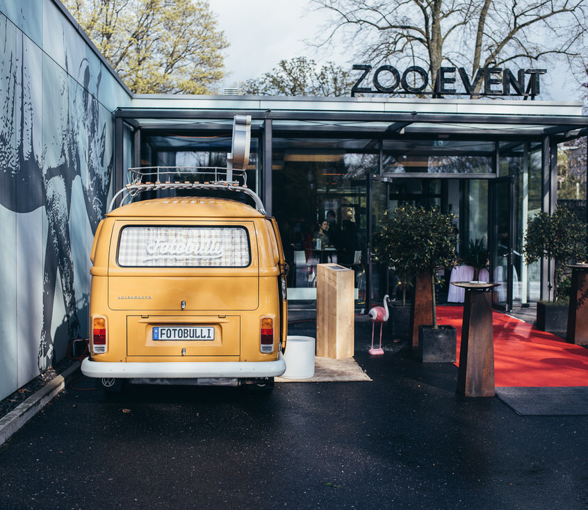 Hochzeitsreportage im Kölner Zoo mit Arlette & Marc.