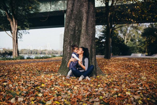Familien Fotoshooting in Köln - Eine weitere Liebesgeschichte