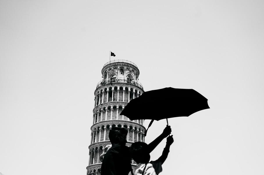 1 Stunde Pisa - Streetfotografie in Italien