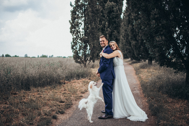 Inga & Michael - Hochzeit auf Gut Dyckhof in Meerbusch