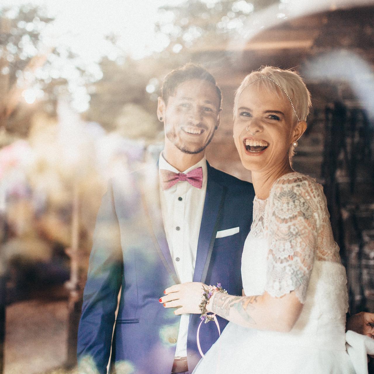 Brautpaarshooting mit Lara & Andreas im Sauerland.  Hochzeitsfotograf aus Köln - Christopher Reuter