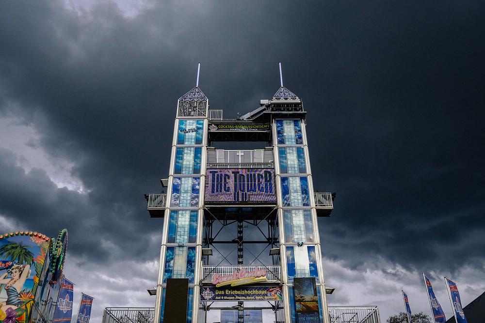 Kirmes in Köln, Streetfotografie