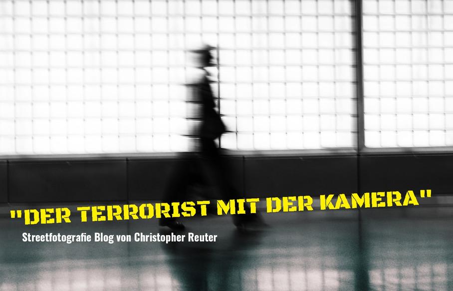 Streetfotografie Deutschland - Der Terrorist mit der Kamera