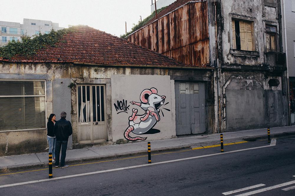 Streetfotografie Porto