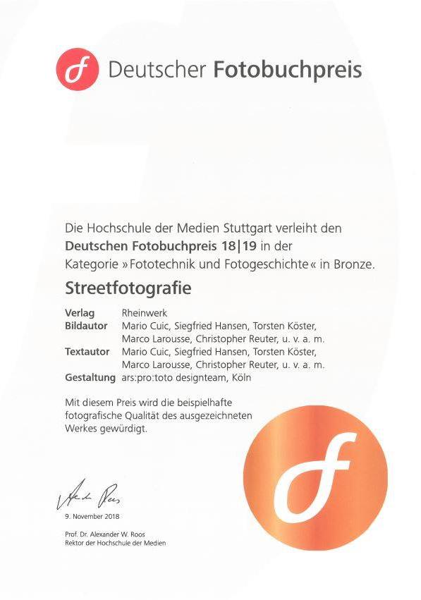Deutscher Fotobuchpreis 2018/19_ Streetfotografie Made in Germany_Christopher Reuter_Fotograf aus Köln_Streetphotography Cologne