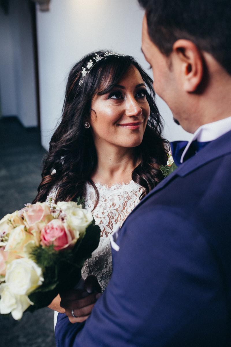 Barutpaarshooting in Köln, Hochzeitsreportage, Fotograf - Christopher Reuter