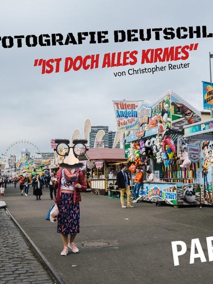 Streetfotografie - Ist doch alles Kirmes!