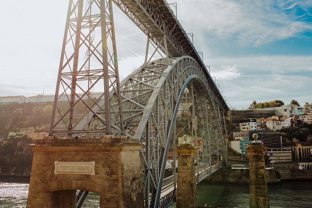 Brücke in Porto