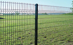 Рабица сетка забор