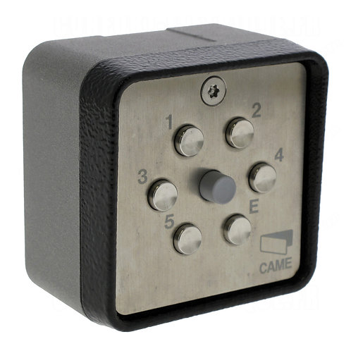 Радиоканальная цифровая клавиатура CAME S9000