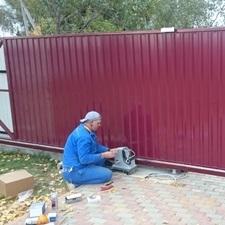 ремонт секционных ворот отзывы