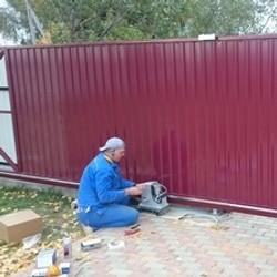 ремонт ворот автоматических грамотно