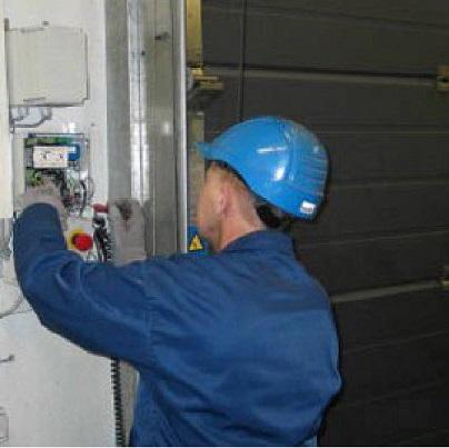 ремонт секционных ворот с гарантией