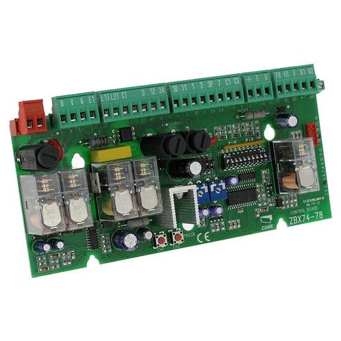 CAME ZBX74 плата управления