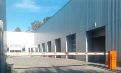 Шлагбаум для складских комплексов 1