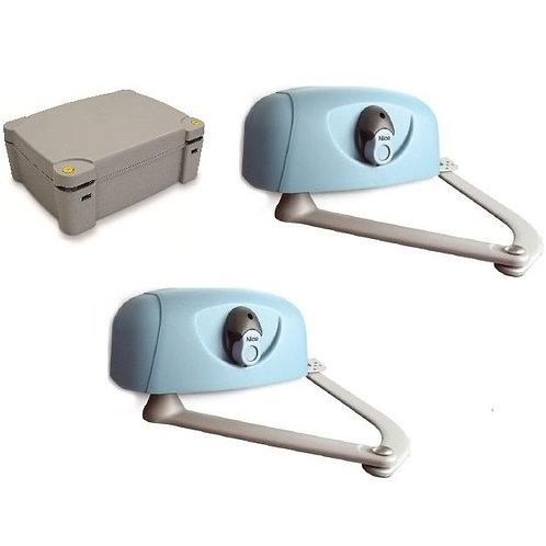 NICE HYPPO 7024 автоматика для распашных ворот