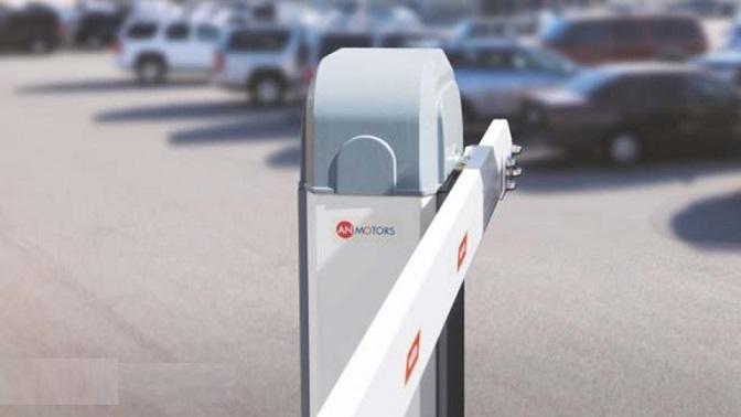Автоматические шлагбаумы на паркинг