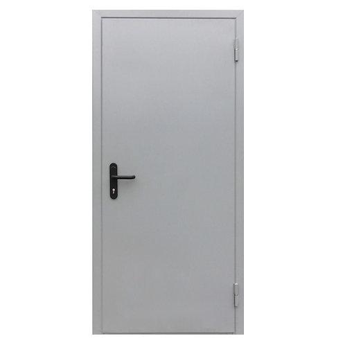 Противопожарная дверь DoorHan D-880-P/G/G/9007/R/N