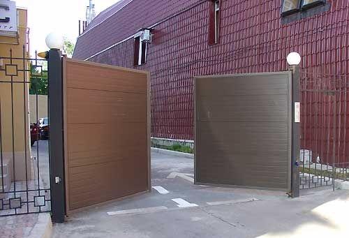 Купить надёжные ворота