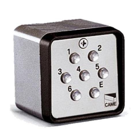 Клавиатура кодовая 7-кнопочная CAME S7000