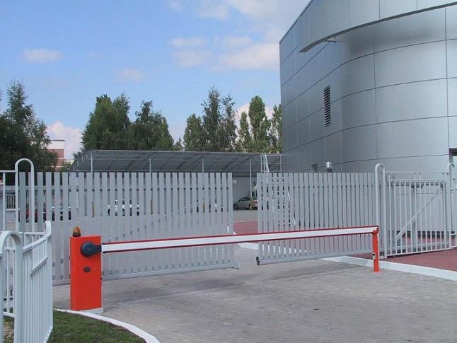 Автоматические шлагбаумы и ворота 1