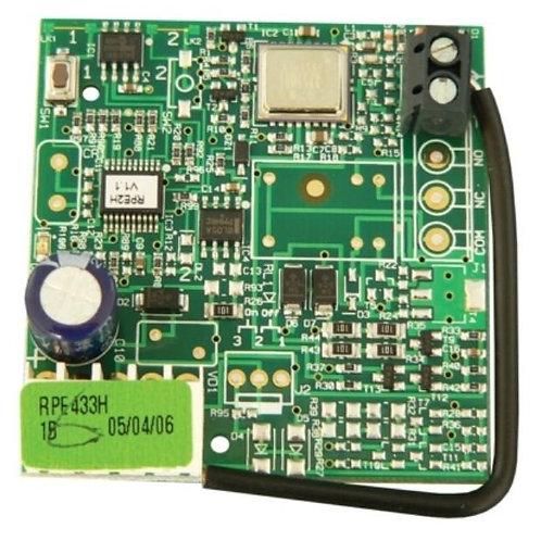 Плата встраиваемая FAAC RX RP2 433 RC