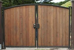 Купить красивые ворота