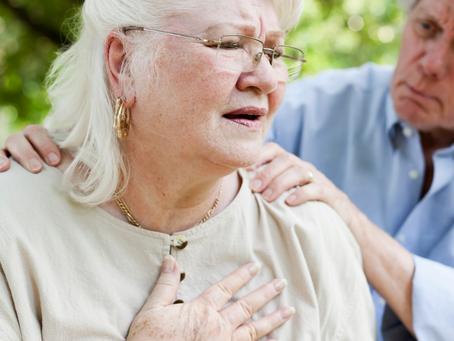 La angina de pecho en mujeres