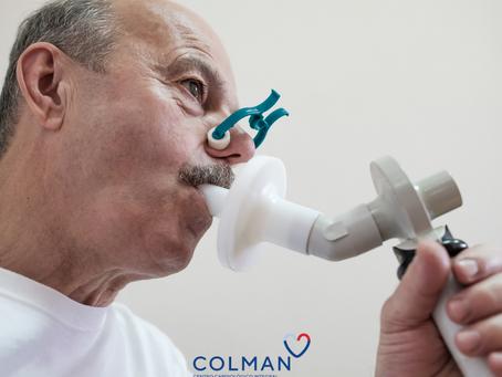 Rehabilitación respiratoria: una nueva vida