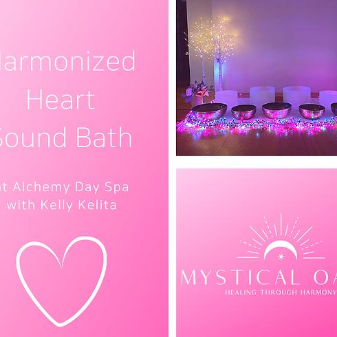 Harmonized Heart Sound Bath