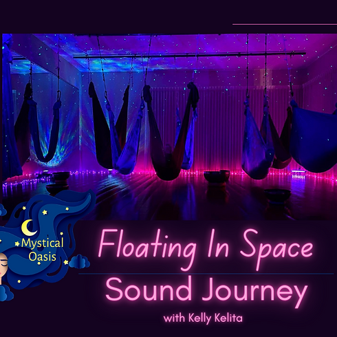 Floating In Space - Sound Journey