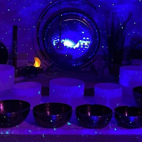 Reiki Infused Cosmic Sound Bath + CBD