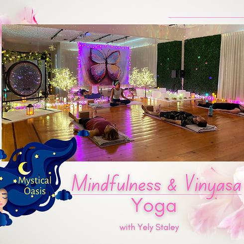 Mindfulness & Vinyasa Yoga