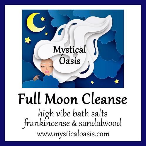 Full Moon Ritual Cleanse
